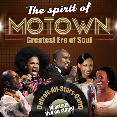 The Spirit of Motown - Greatest Era of Soul